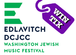 Washington Jewish Music Festival - Win Tickets