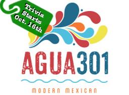 Agua 301 Start Date