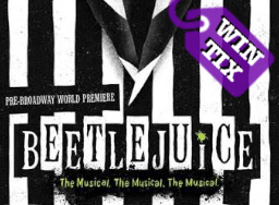 Win Beetlejuice Tickets