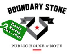 Boundary Stone Start Date