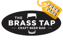 Free Pass at Brass Tap