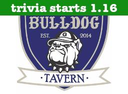 Bulldog Tavern Start Date