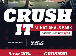 Crush It at Nationals Park
