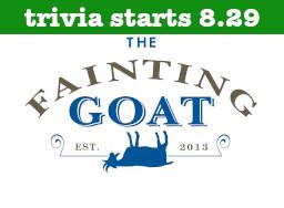 Fainting Goat Start Date
