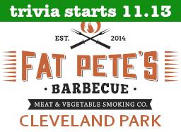 Fat Pete's BBQ Cleveland Park Start Date