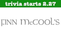 Finn McCool's Start Date