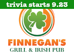 Finnegan's Grill and Irish Pub Start Date