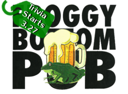 Froggy Bottom Pub Start Date