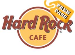 Hard Rock Cafe Free Pass
