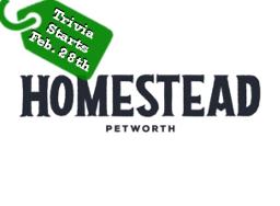 Homestead Start Date
