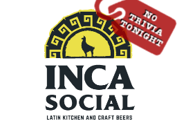 Inca Social No Trivia Tonight