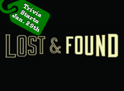 Lost & Found Start Date
