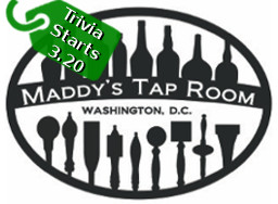 Maddy's Tap Room Start Date