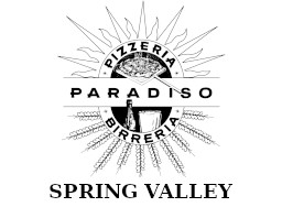Pizzeria Paradiso Spring Valley