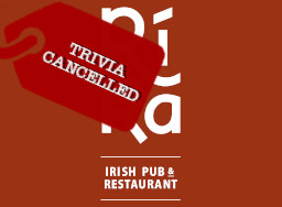 Ri Ra Trivia Cancelled
