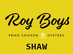 Roy Boys Shaw