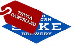Sake - Trivia Cancelled