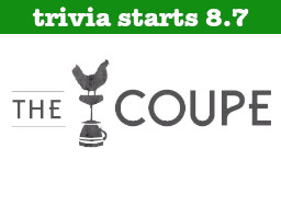 The Coupe Trivia Start Date