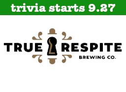 True Respite Brewing Company Start Date