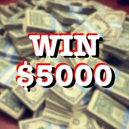 Win $5000
