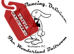 Wonderland Ballroom Trivia Cancelled